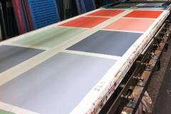 Custom Printing Colours For Our Colour Chart