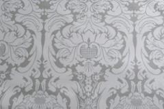 Custom Printed French Damask
