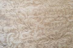 Custom Printed Grasscloth Wallpaper