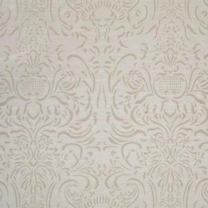 Savoy Silk Printed Wallpaper  - Latte
