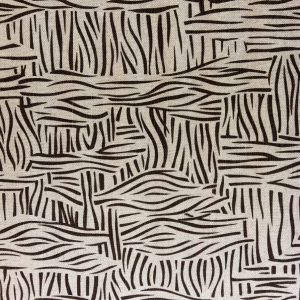 Small Zebra on Shire - Black