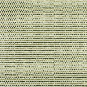 TG Zig Zag on Sisal Wallpaper - Jade and  Lime Green