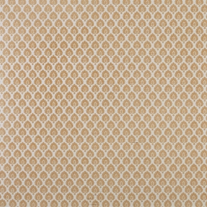Pineapple Leaf on Sisal Wallpaper - Sand