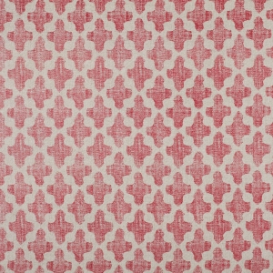 Angelo on Shire Linen - Pink