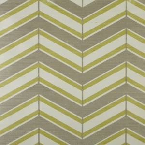 Large chevron on sisal