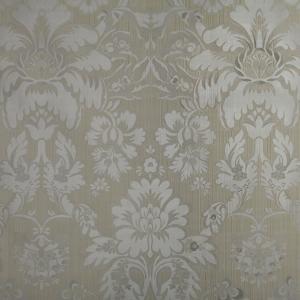 Stamford damask paperbacked grey