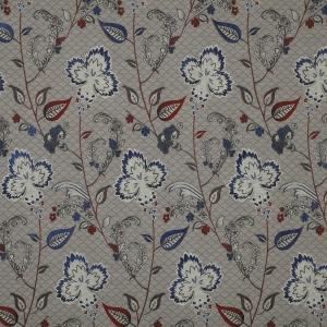 Whispy Flower - Ashford Blue