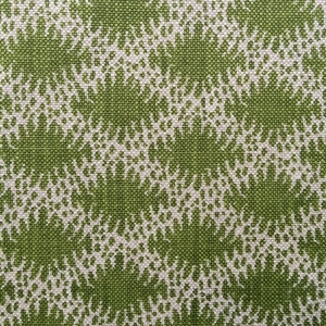 Lindi Diamond on natural hopsack linen Col 255