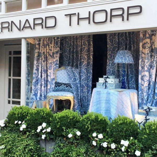 Bernard Thorp Chelsea Showroom
