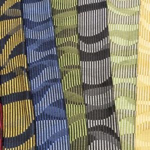 Waves - Woven Fabrics