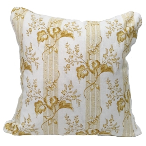 Harrow Cushion Large - Yellow (2)