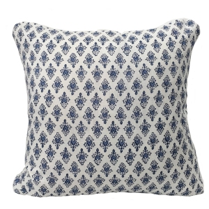 Mahal Cushion Large - Blue (2)