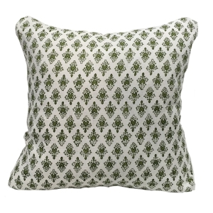 Mahal Cushion Large - Green (2)