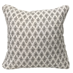Mahal Cushion Large - Grey (2)