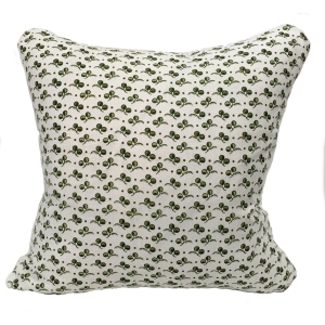 Petites Baies Cushion Large - Green (2)