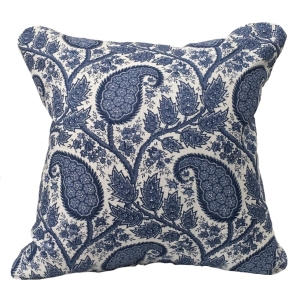 Physic Large Cushion - Blue