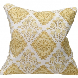 Yamuna Cushion Large - Yellow (2)