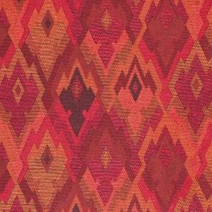 Aztec Geo - Campari - 04