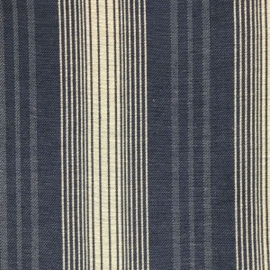 Newham Stripe - Cobalt