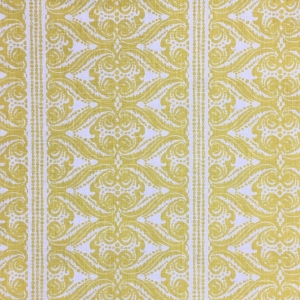 Alison Border Chelsea Linen - Colour 332 Primrose Yellow