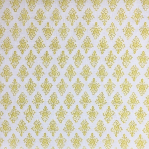 Mahal on Chelsea Linen - Colour 332 Primrose Yellow