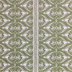 Alison Border Wallpaper - Kale (2)
