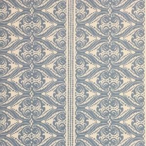 Alison Border Wallpaper - Niagara Blue (2)