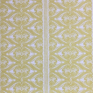 Alison Border Wallpaper - Primrose Yellow (2)
