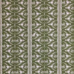 Alison Border on Chelsea Linen - Kale 336