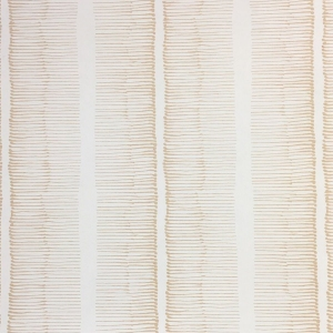 Cornwall Stripe Wallpaper - Hazelnut