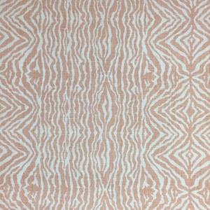 Grevy's Zebra Stripe on Chelsea Linen - Pale Dogwood 203