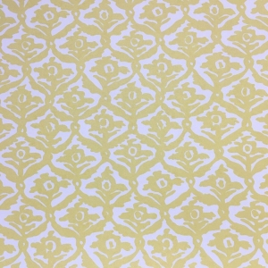 Kate Trellis Wallpaper - Primrose Yellow