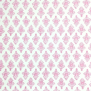 Mahal Wallpaper - Pink Yarrow
