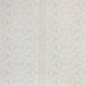 Rustic Alison Border Wallpaper - Pale Dogwood