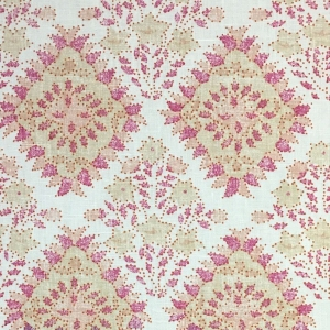 Yamuna on Chelsea Linen - Colour 75 Pink Yarrow (2)
