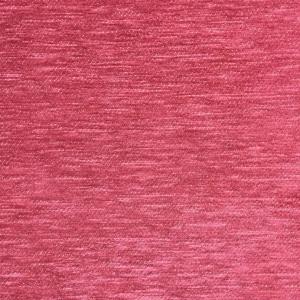 Chenille Velvet - Raspberry