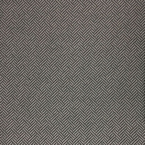 Herringbone - Lagoon & Black