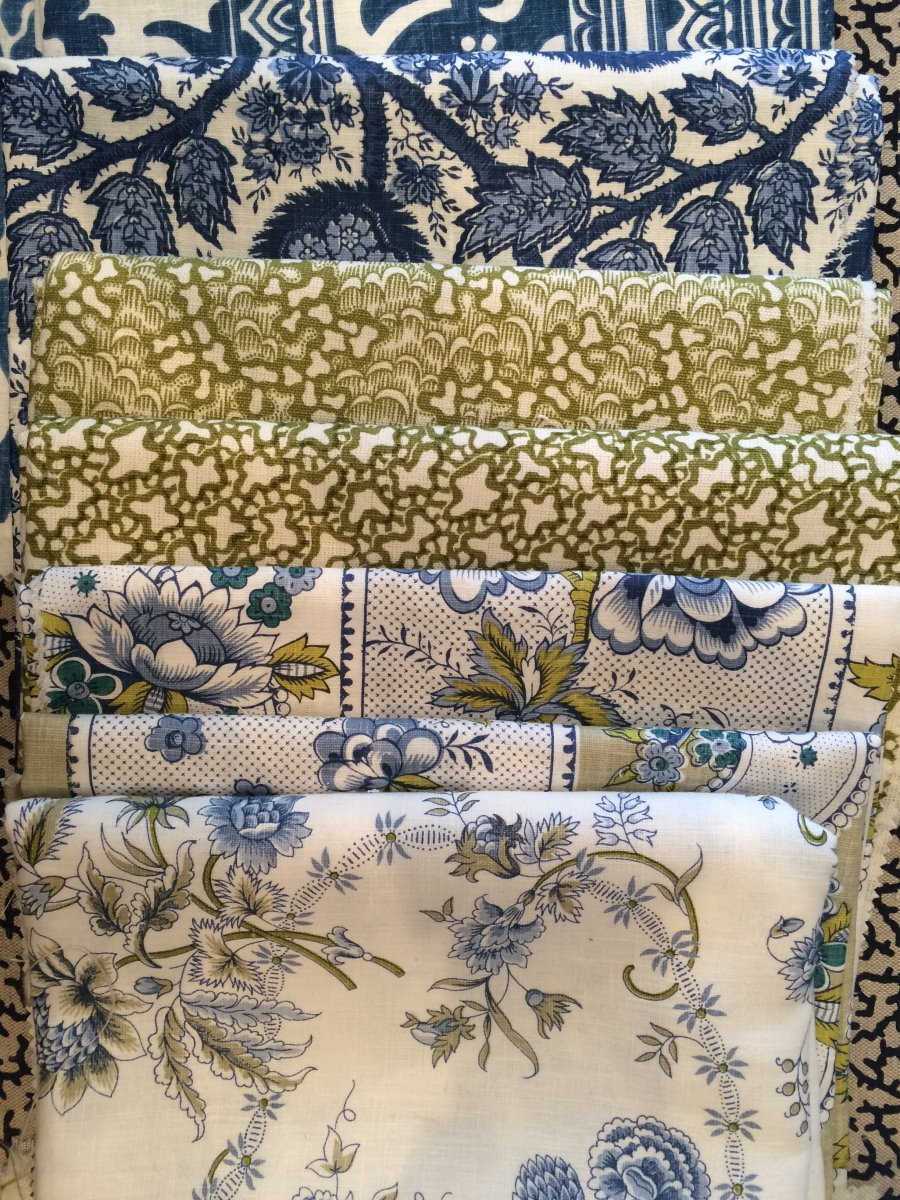 Custom Printed Fabric Samples