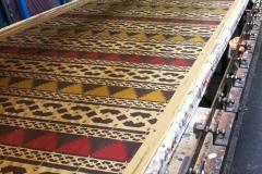 Custom Printing Aztec On Silk
