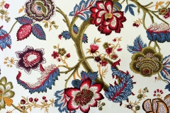 Seville Custom Printed On Wide Width Non Woven Wallpaper