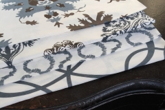 Selection  Of Printed Linens