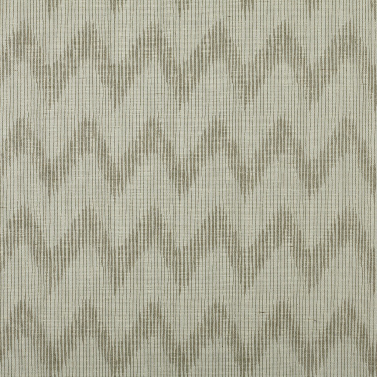 Patterned Grasscloth Wallpaper: Bernard Thorp Fabric And