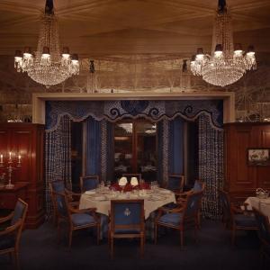 Ashford Castle Hotel_GeorgeV_Restaurant_AshfordCrest