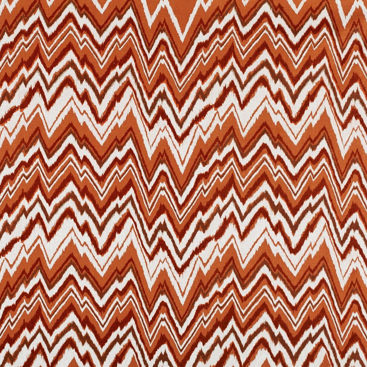 Flamestitch Bernard Thorp Fabric And Wallpaper