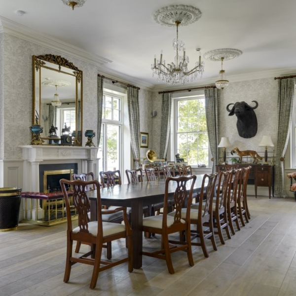 Dining Room Design by Irish Architectural and Interior Design