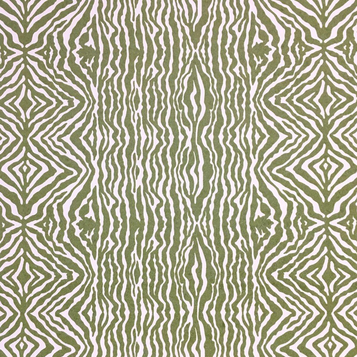 Grevys zebra stripe wallpaper kale